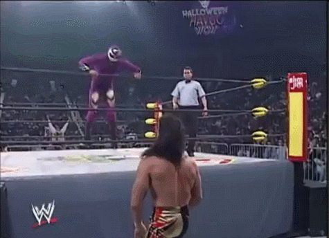 In honor of Eddie Guerrero's birthday, do yourself a favor and watch one his and @reymysterio's greatest gifts to us. Their match at Halloween Havoc 1997 is next level. #HappyBirthdayEddie