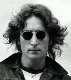 Happy 79th Birthday, John Lennon. Simply the best.