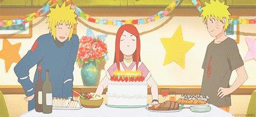 Happy birthday to my Anime Idol Naruto Uzumaki!