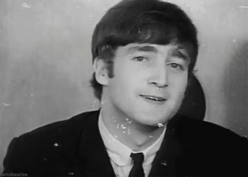 """Life is what happens to you while you\re busy making other plans.\"" -John Lennon   Happy Birthday, you legend."
