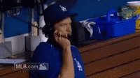 Dave Roberts: Can you give us a few good innings?  Kershaw: