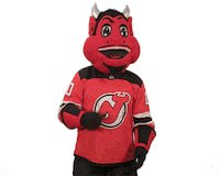 Back home tonight, bring the noise and let's start this win streak! #NJDevils