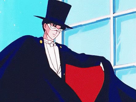 Sailor Saturn is Saturn. Tuxedo Mask is moon King. Duh