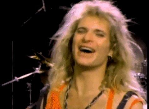 Van Halen - Jump  via Happy Birthday David Lee Roth