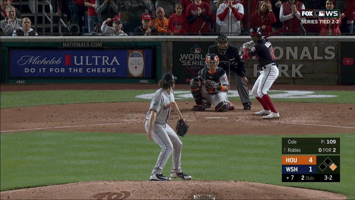 Video: Umpire Getting Crushed For Awful Call In World Series