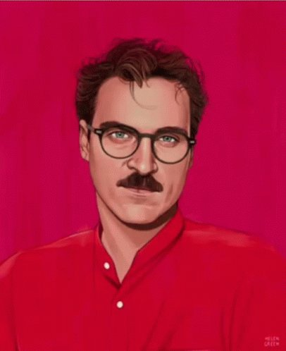 Happy birthday to Joaquin Phoenix  what an actor! Let s get to £1 billion