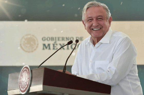 #FelizMiercoles Presidente; Millones de mexicanos estamos con usted, quienes deseamos un mejor país.Si le va bien al Presidente, nos va bien a todos los mexicanos.#EsUnHonorEstarConObrador #AMLOLujoDePresidente #AmloEresÚnico