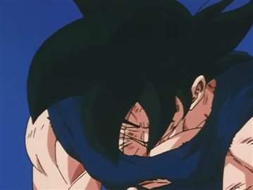 I've done the dream of finishing the Buu saga last night and finally finishing off the entire DBZ show. I need a break.