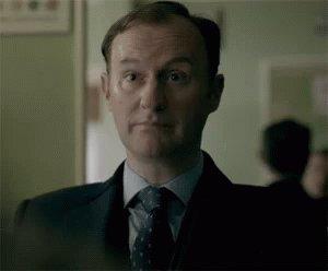 Happy Birthday Mark Gatiss       Sherlock