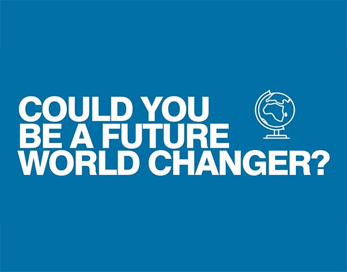 The search is on for our #UofGWorldChangers!🌍⭐️ If you have an ambition you want to achieve while you're studying & you want us to tell your story, apply now! 👉 https://bit.ly/2VLrMTg 🙌 #TeamUofG