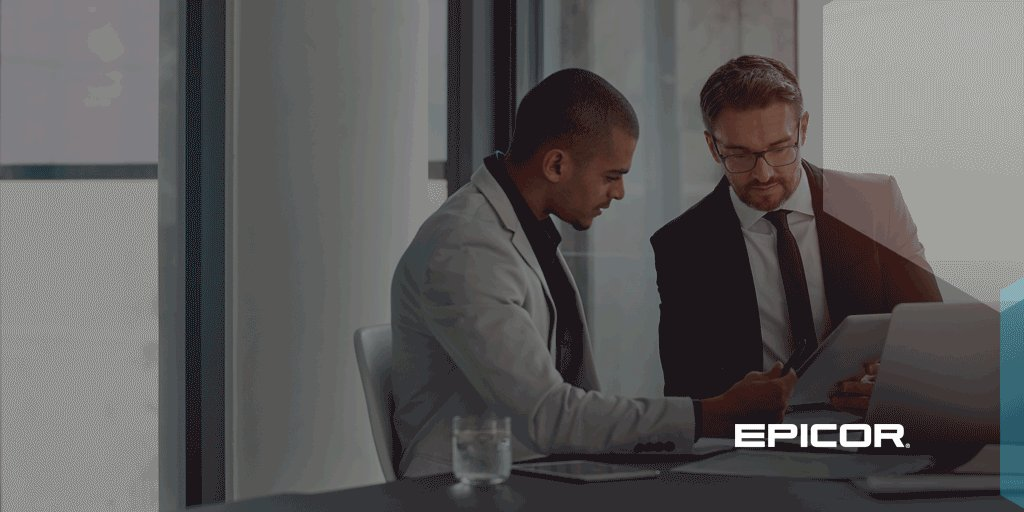 Our latest #ERP offers a modern tool-set for next-generation workers, supporting talent retention, #automation and responsiveness to customers: https://t.co/rEeqskzlMd