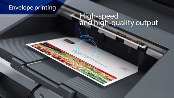 Image for the Tweet beginning: #Print in blazing speeds without