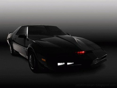 this is amazing! now we need a Kitt version from knight rider 😍