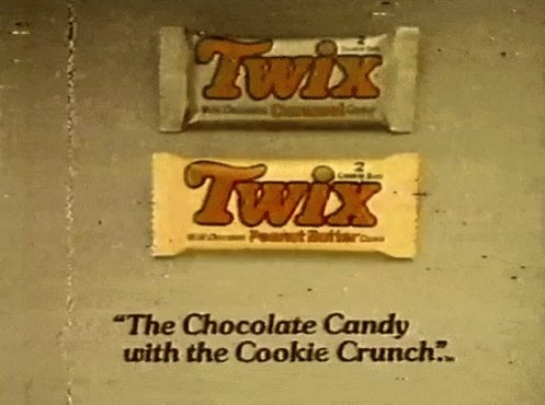 Left or right Twix?#UnlikelyDebateQuestions