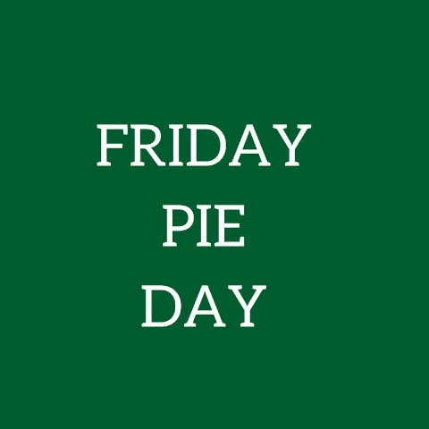 Three of our favourite words... FRIDAY PIE DAY! For the chance to #win a Hollands goody bag, simply RT and follow us by 12:00pm, 21/10. Terms and conditions apply: (link: bit.ly/2YUXfnx) Good luck!
