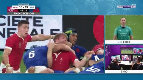 France's Vahaamahina retires from international rugby day after red card