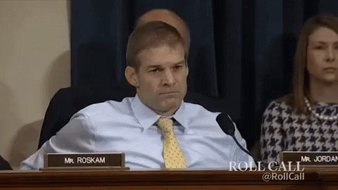 @TeaPainUSA @Jim_Jordan #YouSawEverythingAndDidNothing  #JIMJordanPervert #JIMJordanEvil
