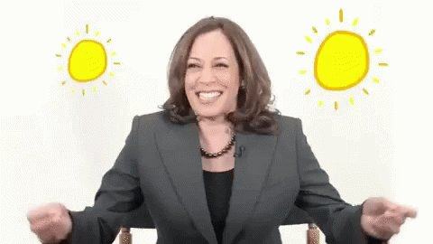 Happy birthday Kamala Harris!