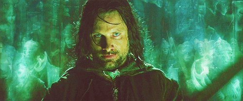 Happy birthday to the King, Viggo Mortensen.