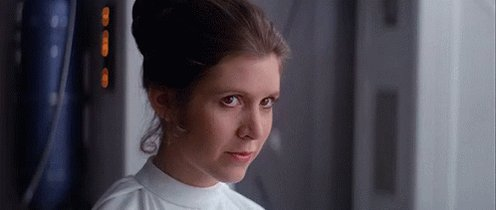 Happy birthday to our Princess, our General, Carrie Fisher. We miss you.