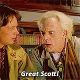 """Image for the Tweet beginning: """"Great Scott! This Octoberfest is"""