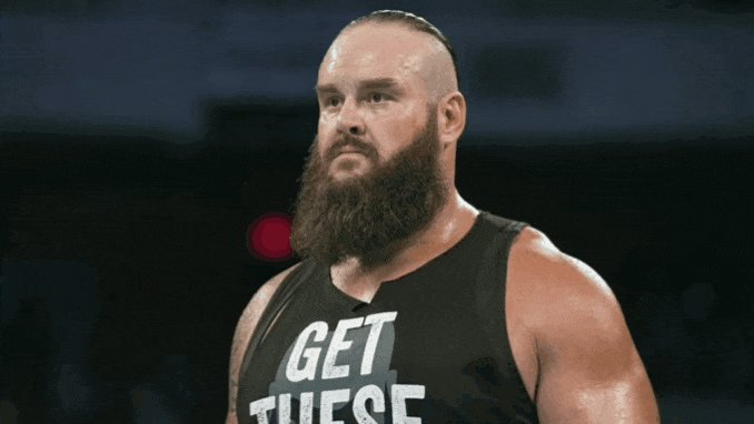 Stop the GIF twice.  That's the main event of Wrestlemania.