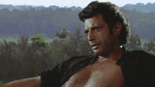 Happy birthday, Jeff Goldblum. Thank you for being you.