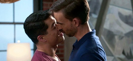 Complaints pour into bbc after eastenders screens gay kiss before the watershed