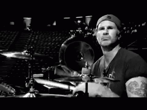 Happy birthday to Chad Smith of the Red Hot Chili Peppers.