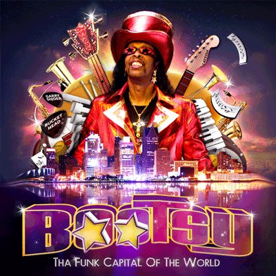 Happy Birthday Bootsy !!!!