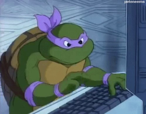 Why the heck is #Donatello trending?