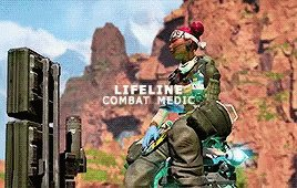Lifeline main obviously 🚑🙌♥️#RespawnGiveaway