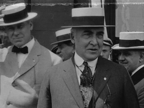 Happy Birthday to Warren G. Harding!