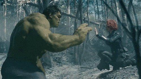 Happy birthday to Scarlett Johansson and Mark Ruffalo, Black Widow and Hulk forever!