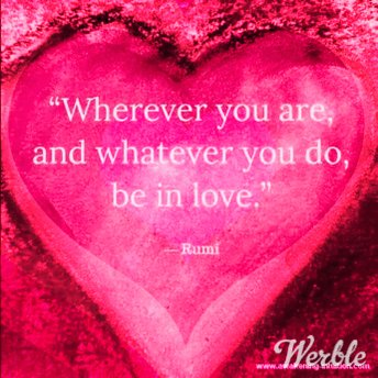 Wherever you are & whatever you do, be in #Love!  💗❤️❤️💗❤️❤️💗❤️❤️💗❤️❤️💗❤️❤️   #JoyTrain #Joy #Love  #Kindness #GoldenHearts #IAM #IQRTG #ChooseLove #kjoys1  #Quote #FridayFeeling #FF #FridayMotivation #FridayMorning #FabulousFriday RT @1228erin