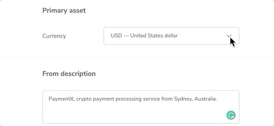 Image for the Tweet beginning: 💲New in #PaymentX: Set primary