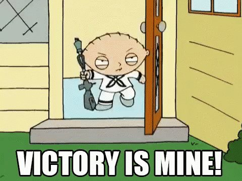 Image for the Tweet beginning: Hey, we won something.