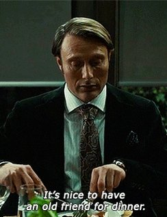 Mostly for the benefit of - happy birthday to Mads Mikkelsen!