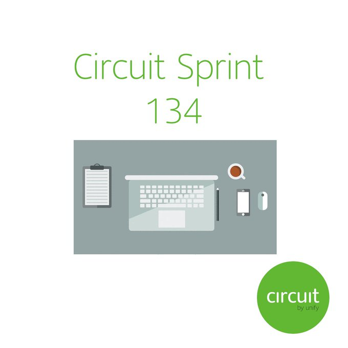 Circuit users can now take screenshots during screen sharing sessions, save them locally,...