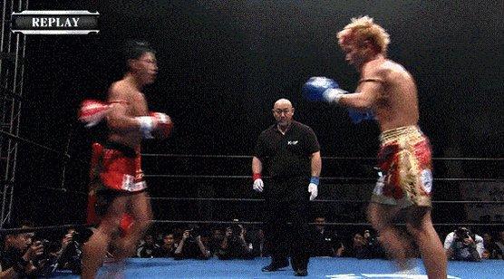 Takeru fight week. Please act accordingly. #K1WGP #NaturalBornKrusher