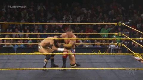 #FeastYourEyes, @AdamColePro. #WWENXT