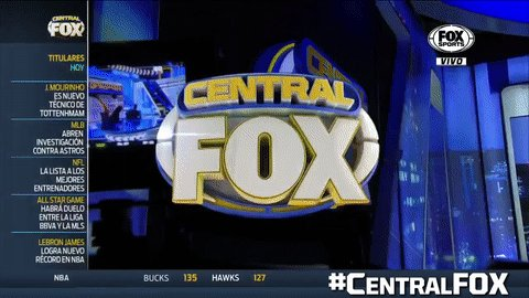¡AHORA!   #CentralFOX ¡Inicia @CentralFOXMX con @LaReimers & @JosePabloCoello!   📺: FOX Sports  💻📱🖥️: http://goo.gl/c6vPAi
