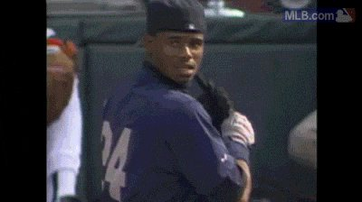 The Kid turns 50 today??!! Happy birthday to the Ken Griffey Jr!! Prettiest swing in baseball!!
