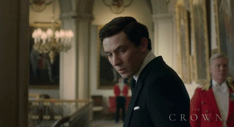 El 3x06 de #TheCrown, o cómo sentir empatía por alguien como el príncipe Carlos.