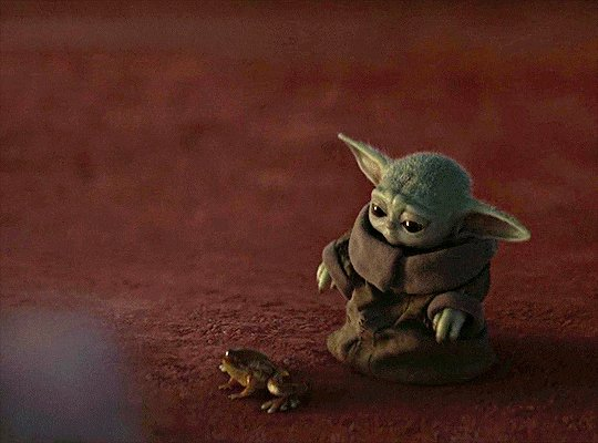 Baby Yoda or Gremlins? The internet is seeing green over 'The Mandalorian'