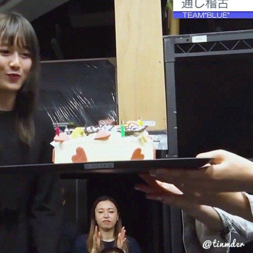 茜ちゃん💄お誕生日おめでとう🎂🎉欅の副キャプテンだし、美容部員だし、友香ちゃん🐴といちゃいちゃしてるし、多忙な毎日だと思うけど22歳も応援してます。#守屋茜生誕祭 #欅坂46