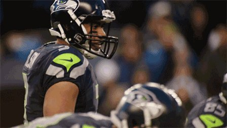 Despite not having a great day by the numbers, Russell Wilson did a great job setting up the game winning field goal with his ability to escape pressure on a 20 yard run. A signature win to take down the last undefeated team. Let me say it again... MVP!