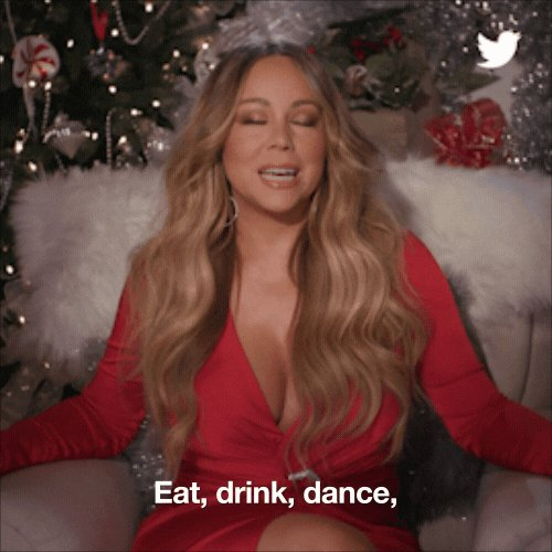Image for the Tweet beginning: Whatever @MariahCarey 👑