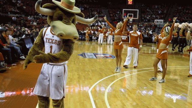 Flippin' out. Let's do this @TexasMBB 😤🤘