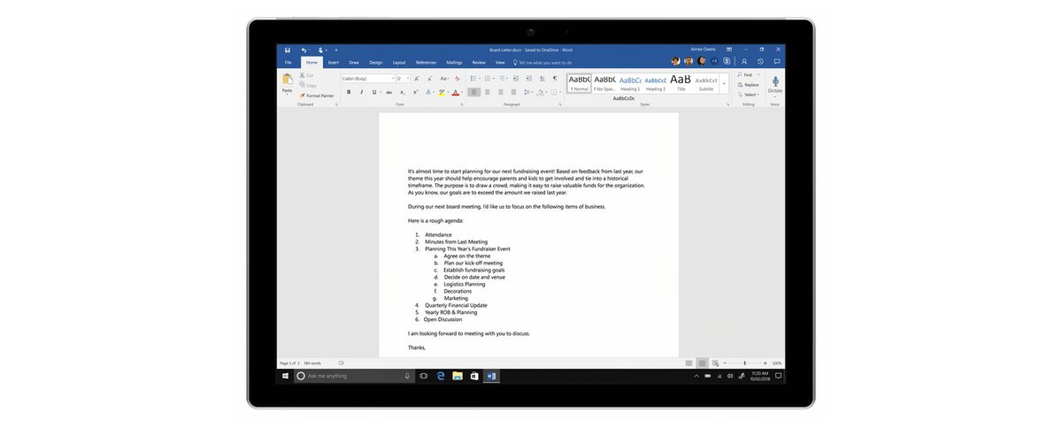 Microsoft is committed to accessibility and improving tools for users of all ability levels. Discover how to set up and optimise Voice Recognition for dictation in Windows 10: http://msft.it/6011TTZ1b#windows #Accessibility #VoiceRecognition